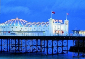 The Old Ship, Brighton, East Sussex - save 46%