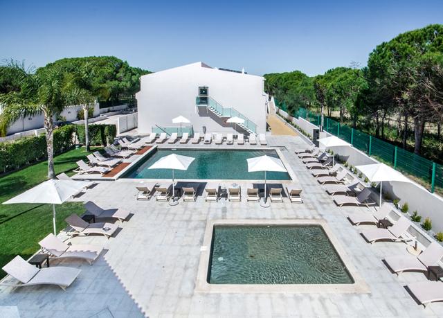 Magnolia Golf Wellness Hotel Algarve