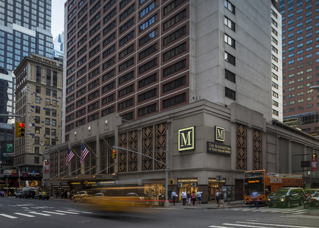 The Manhattan At Times Square Hotel Save Up To 70 On