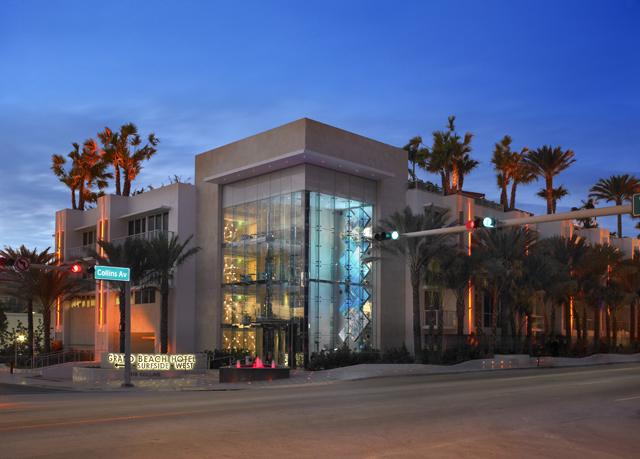 The Grand Beach Hotel Surfside Miami