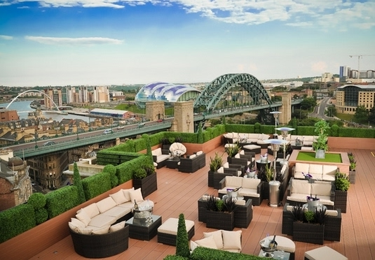 Best Spa Hotel In Newcastle Upon Tyne