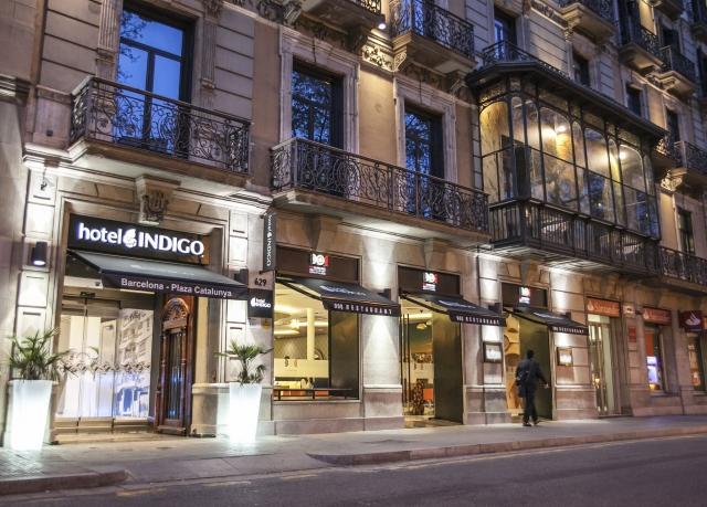 hotel indigo barcelona plaza catalunya save up to 60 on luxury travel secret escapes. Black Bedroom Furniture Sets. Home Design Ideas