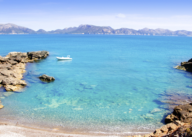 Hotel Bella Playa And Spa Cala Ratjada Mallorca Spanien