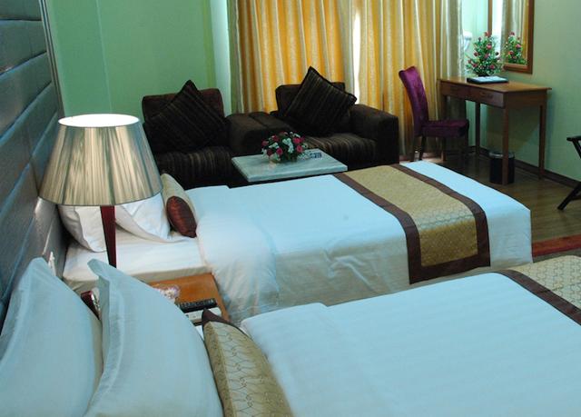 Sedona Hotel Mandalay Spa