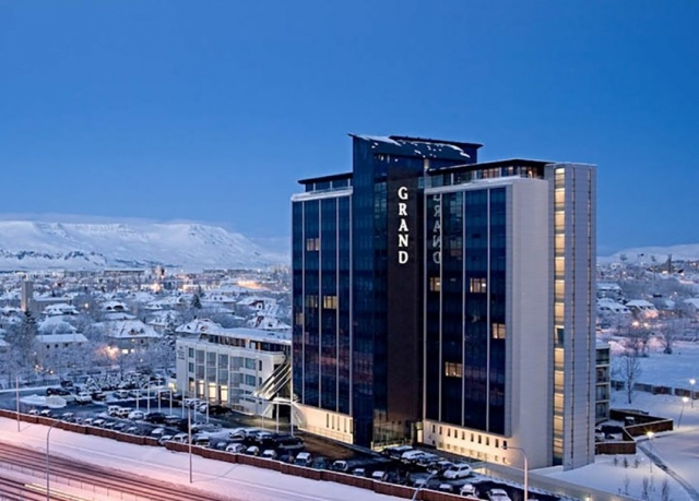 Incredible iceland northern lights new york holiday for Hotel fron reykjavik