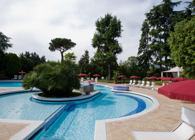Hotel Mioni Royal San Montegrotto Terme Italy
