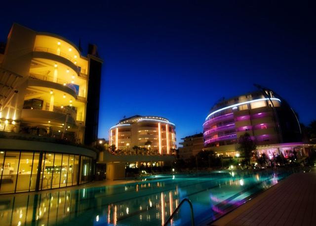 Hotel Waldorf Milano Marittima Italien
