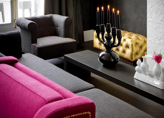 Modernes design in historischem gewand nahe br gge for Design hotel belgien