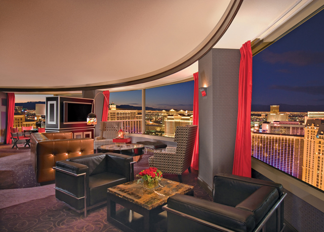 Planet Hollywood Anthology Suites Las Vegas Suites