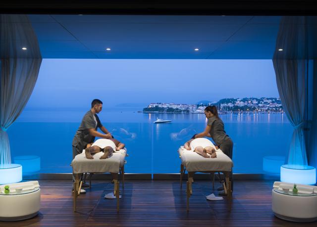 Hotel split sparen sie bis zu 70 auf luxusreisen for Designhotel am strand