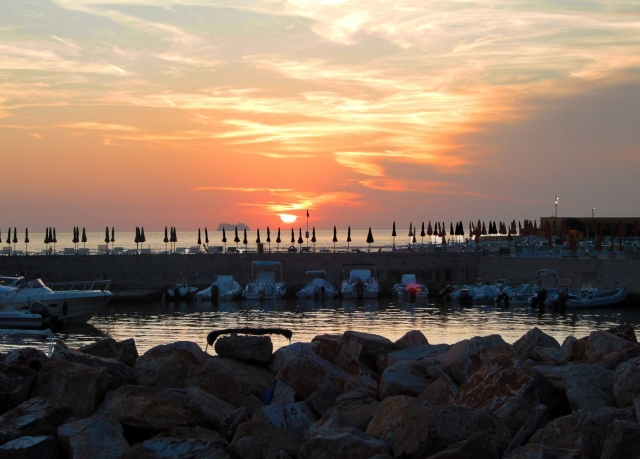 Sunbay Park Hotel Civitavecchia Nahe Rom Italien