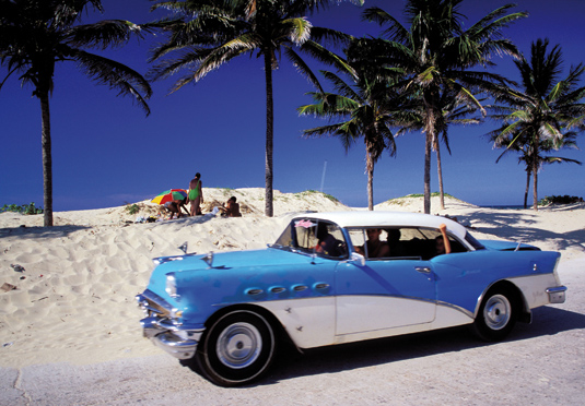 Soda White Sands And Vintage Americana