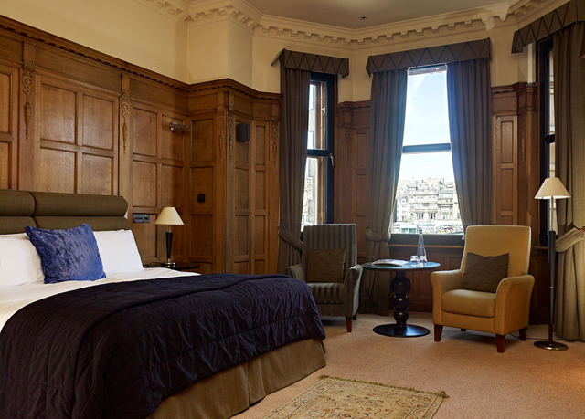The scotsman hotel save up to 60 on luxury travel secret escapes - Secret escapes london office ...