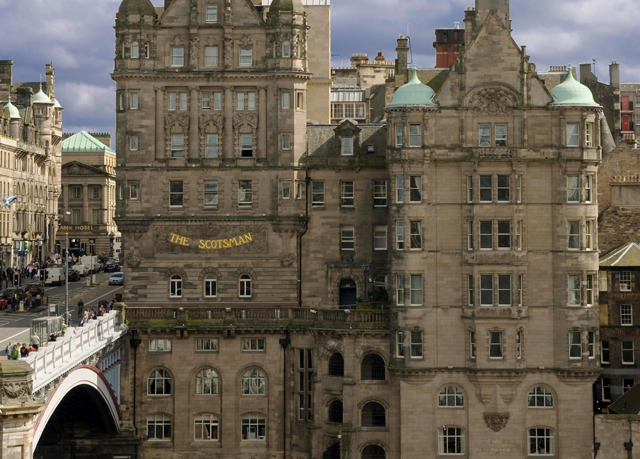 The Scotsman Hotel Save Up To 60 On Luxury Travel Secret Escapes
