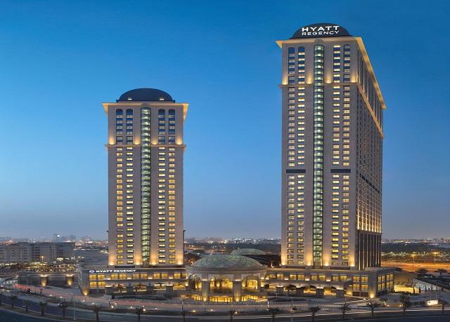 Hyatt Regency Dubai Creek Heights Save Up To 60 On