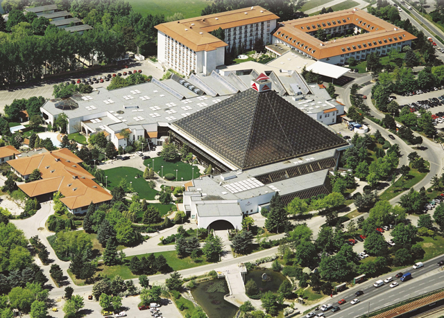 Piramida Wien Hotel