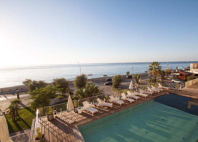 Entspannung unter der sonne siziliens sparen sie bis zu for Designhotel sizilien