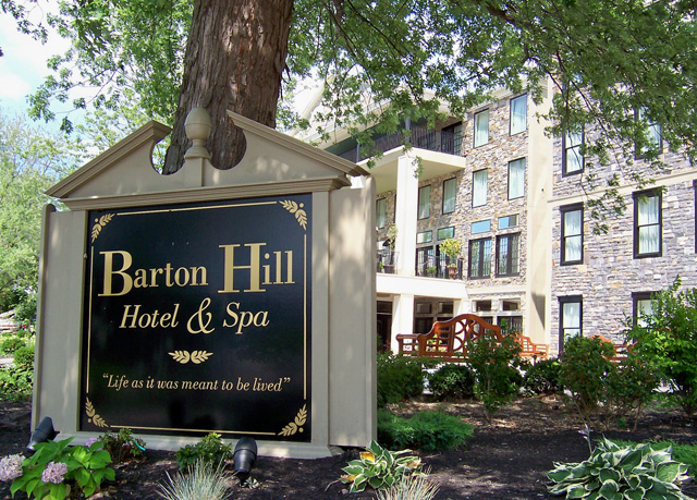 Barton Hill Hotel And Spa