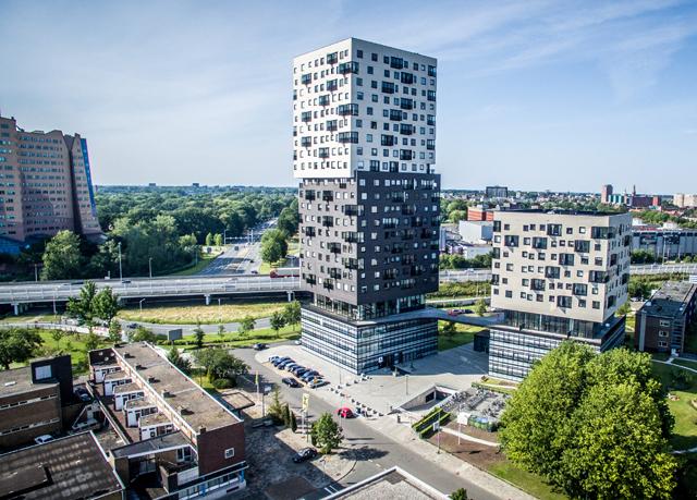 Modernes designhotel im spannenden groningen sparen sie for Designhotel niederlande