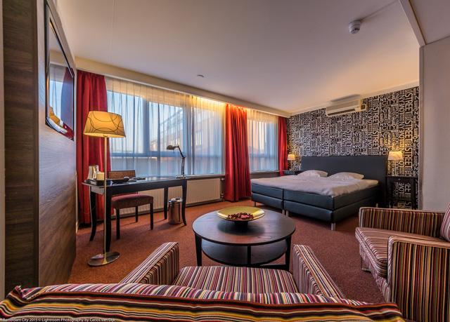 Art Hotel Rotterdam Parkeren