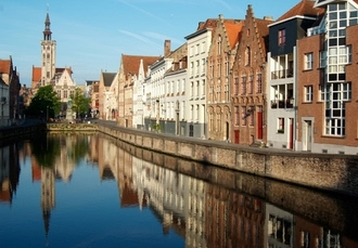 Velotel Brugge, Bruges, Belgium - save 44%