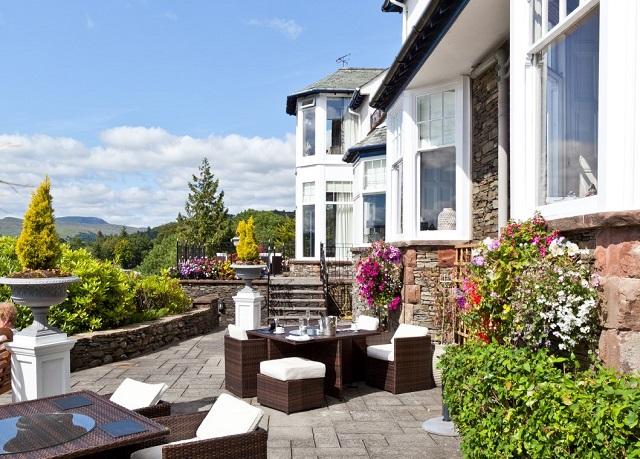 Hillthwaite House Hotel Afternoon Tea