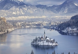 Picturesque Lake Bled break, Hotel Astoria, Slovenia - save 23%