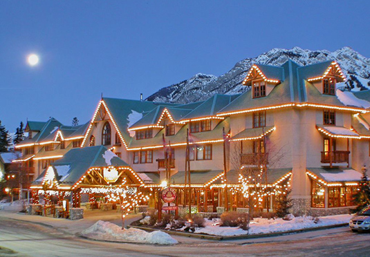banff ski holiday with lift passes save up to 60 on. Black Bedroom Furniture Sets. Home Design Ideas