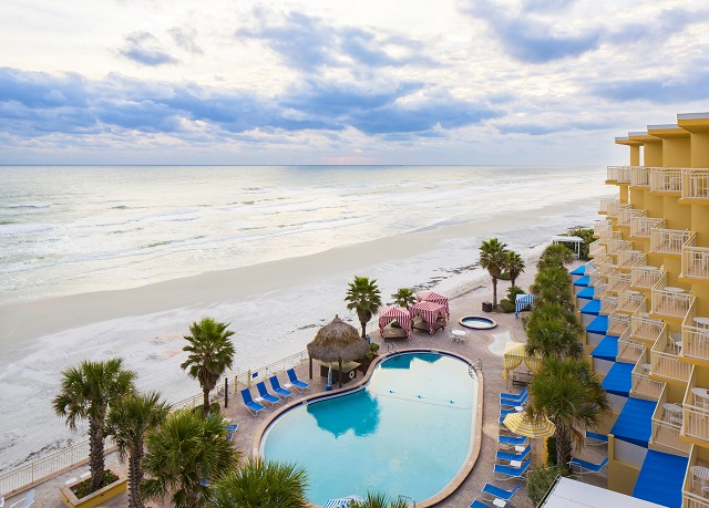 Beach View Hotel Spa Daytona
