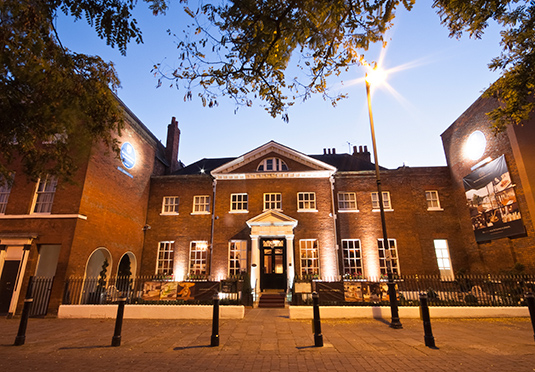 Rooms: Sir Christopher Wren Hotel, Windsor, Berkshire