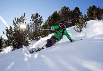 5* Andorra ski break at a plush spa hotel with ski passes, Hotel Plaza Andorra, Pyrenees - save 23%
