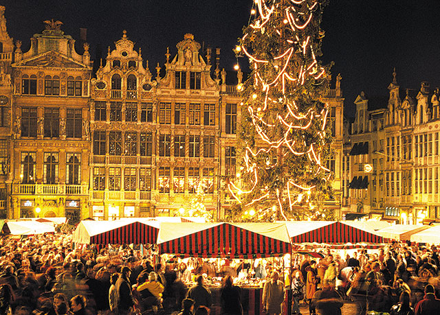 Brussels Christmas Markets Cruise Save Up To 60 On Luxury Travel Secret Escapes