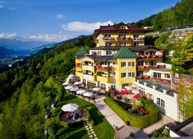 Hotel Alpenschlossl St Johann Im Pongau