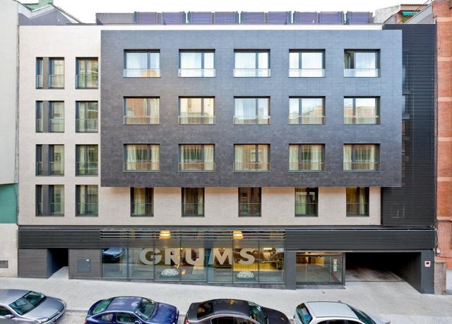 Hotel Grums Barcelona Urban Room