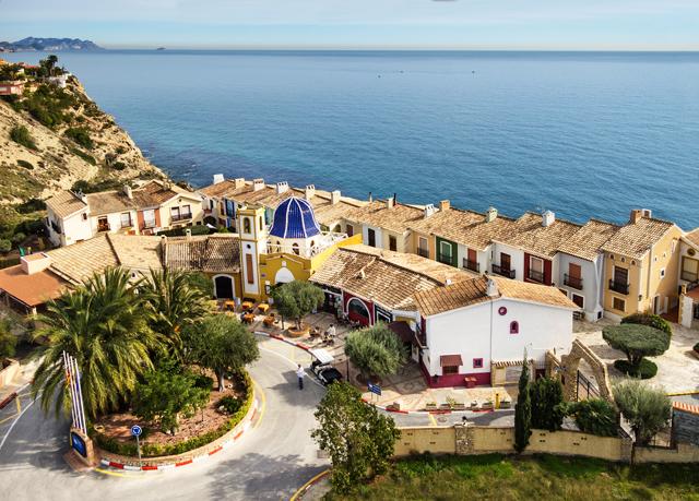 Veldig Din egen leilighet i Alicante | Spar inntil 70% på luksusreiser BJ-44