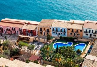 Pueblo Acantilado Suites, Alicante, Spain - save 44%