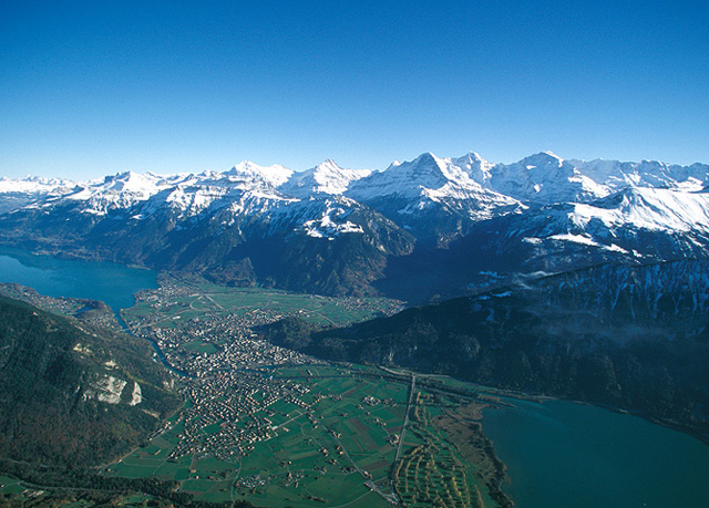 how to travel from florence to interlaken