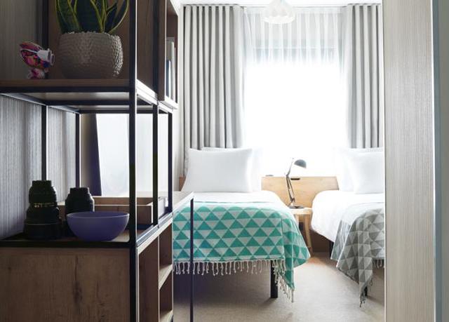 The Good Hotel : The good hotel amsterdam sparen sie bis zu auf