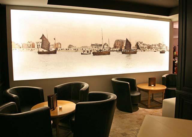 Hotel Donny De Panne Belgien