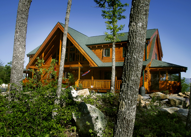 Luxurious Log Cabin B B In The Smoky Mountains Save Up