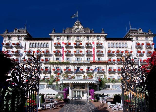 Grand Hotel Des Iles Borromees And Spa
