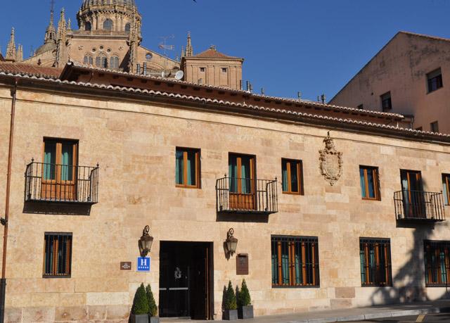 Grand hotel salamanca don gregorio ahorra hasta un 70 - Hotel salamanca 5 estrellas ...