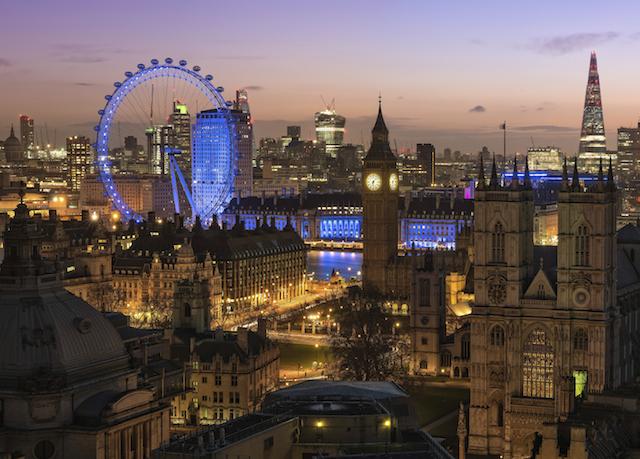 Silvester in London | Sparen Sie bis zu 70% auf Luxusreisen | Secret ...