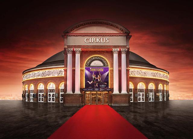 Wallmans Dinnershow i Cirkusbygningen | Spar op til 70 % på luksusrejser | Secret Escapes