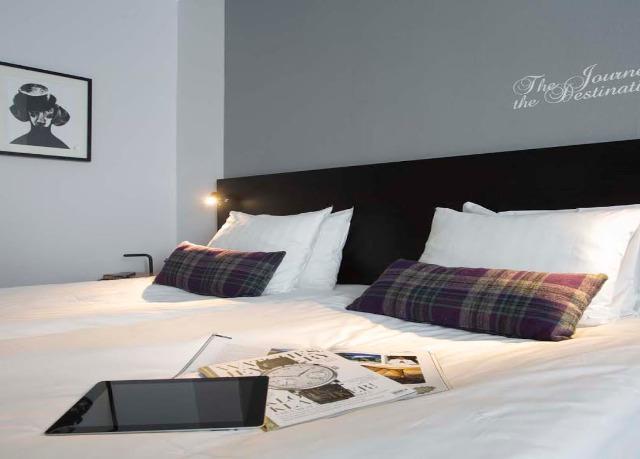 Kom Hotel Stockholm Room