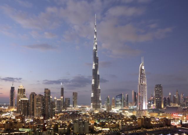 Hyatt Regency Dubaï 4*