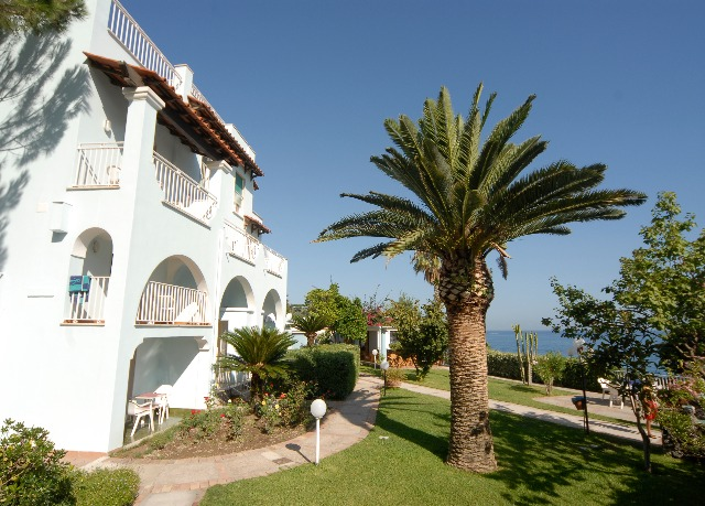 Continental Mare Hotel Ischia Italy