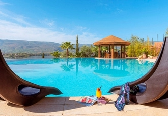Enchanting Morocco escape from city to mountains, Dar el Mudal, Marrakech & Widiane Suites & Spa, Atlas Mountains - save 41%