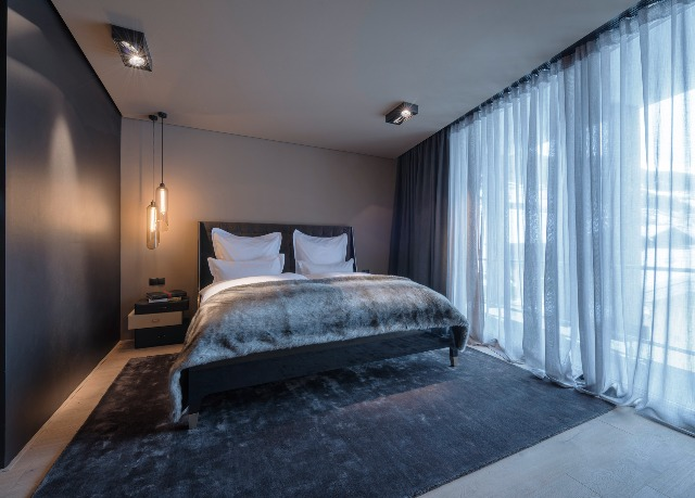 super sleek spa hotel in the austrian alps save up to 70 on luxury travel secret escapes. Black Bedroom Furniture Sets. Home Design Ideas