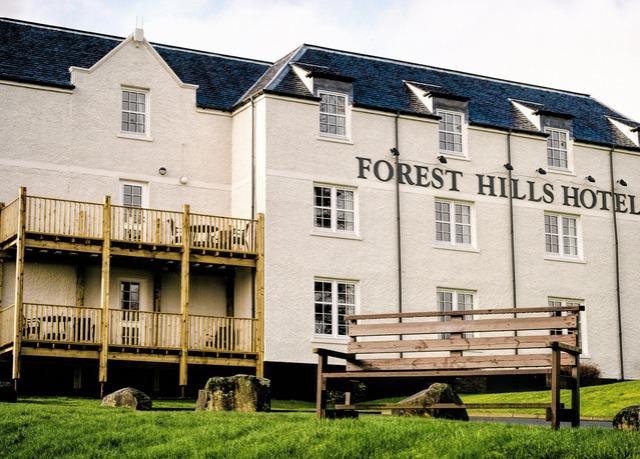 Macdonald Forest Hills Hotel Executive Room